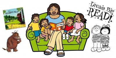 Чтение для детей: «Груффало»