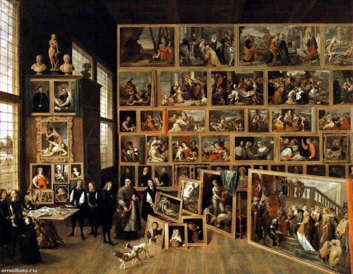 Debates Club. Polemic about art.