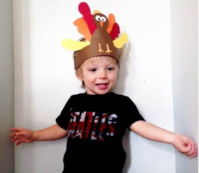 Kid Lab: Thanksgiving Crafts