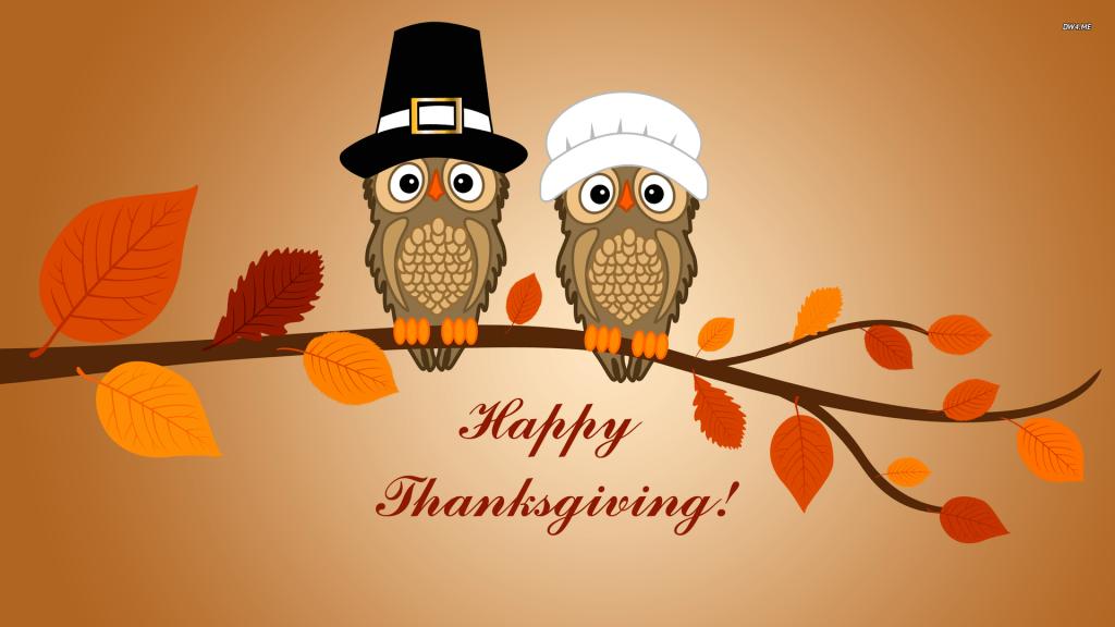 Children's Club: Thanksgiving Day