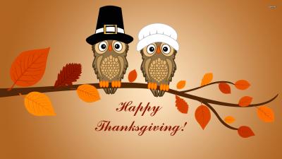 Детский Клуб: День Благодарения