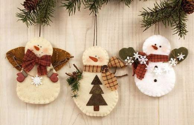 Kid Lab: Christmas handicrafts