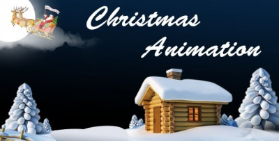 Animation Club for Children and Teenagers: Christmas story