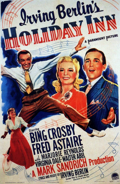 "Film Showing: ""Holiday Inn"" (1942, 101 min.)"