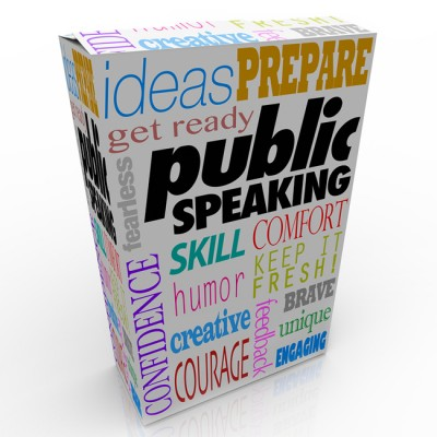 Toastmasters / Public Speaking Club