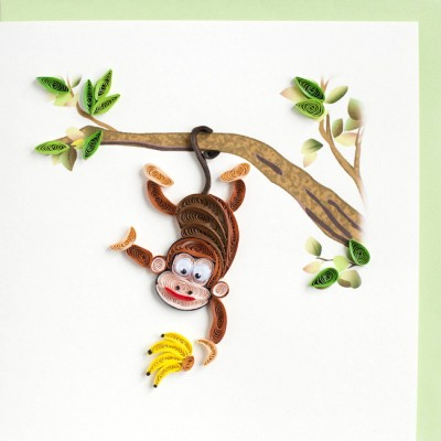 Kid Lab: Quilled monkeys