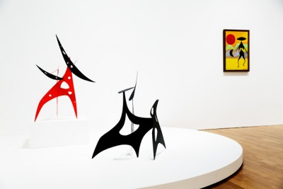 Lecture: American music and Alexander Calder's musical mobiles