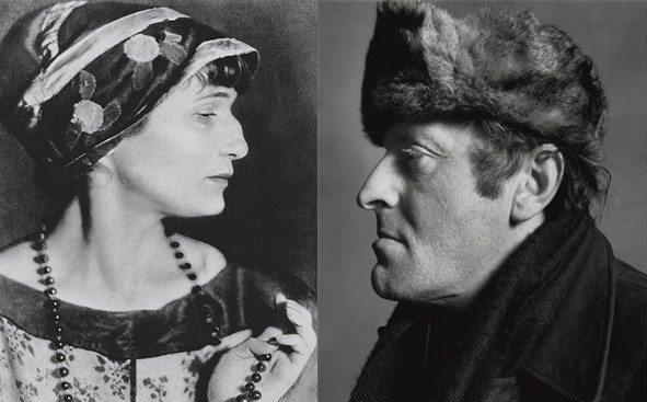"Round Table talk: ""Joseph Brodsky and Anna Akhmatova"""