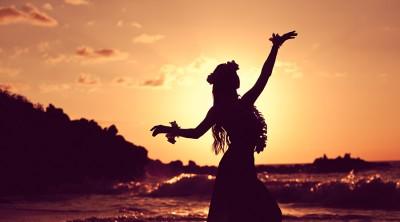 Мастер класс: Гавайский танец