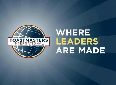 Toastmasters: Public Speaking Club