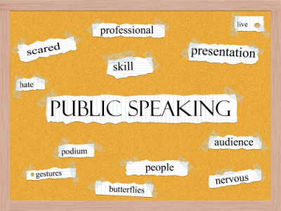 Toastmasters: Public Speaking Club