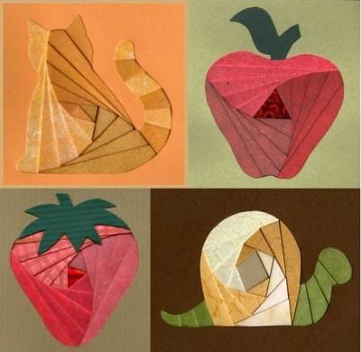 """Kid Lab: """"Iris Folding"""""""