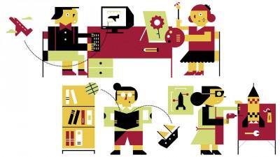 Master class: Everyone is a Maker – 3D Technologies