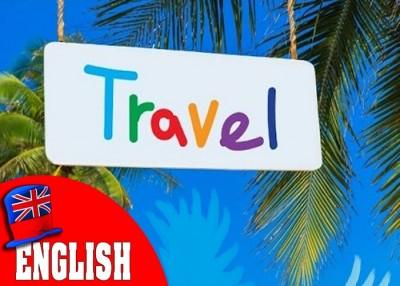 Language class: English for travel