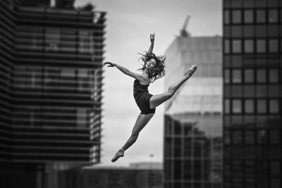 """Мастер-класс """"Пластическая выразительность тела и основы балета"""""""