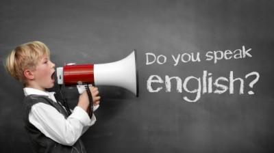 Английский для детей: речь и произношение