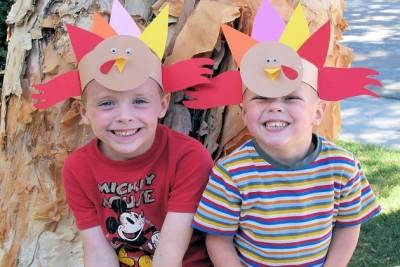Детский клуб: «День благодарения»