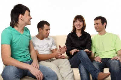 """Conversation Club with native speakers: """"New technology"""""""