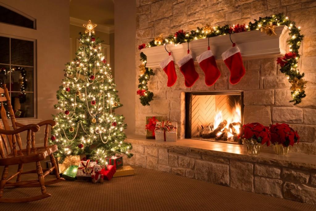 Объединить новый год и рождество