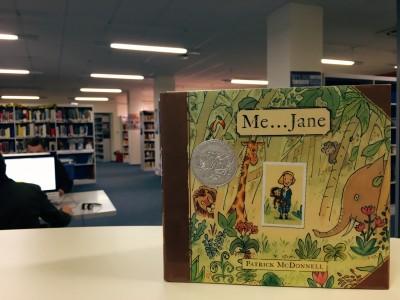 Чтение для детей: «Me…Jane»