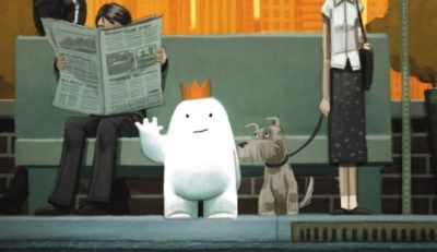 """Reading For Kids: """"The adventures of Beekle The Unimaginary Friend"""""""