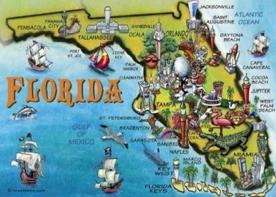 Детский Клуб: «Штат Флорида»
