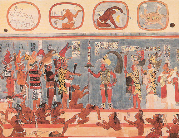Lecture: «Sacrifice in the culture and art of ancient Maya ...