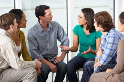 Conversation Club with native speakers