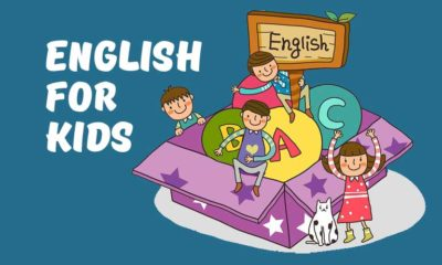 English Lesson for kids