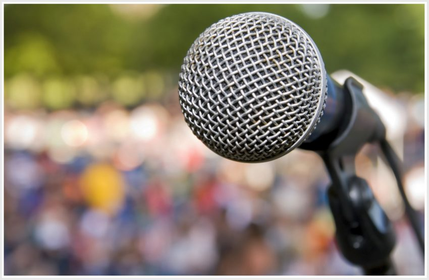 Toastmasters Public Speaking Club