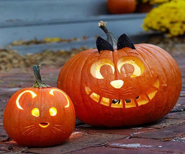 Halloween pumpkin carving american cultural center