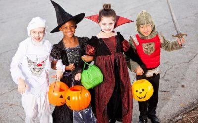 Детский Клуб: «Хэллоуин»