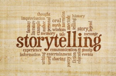 Storytelling for business and life