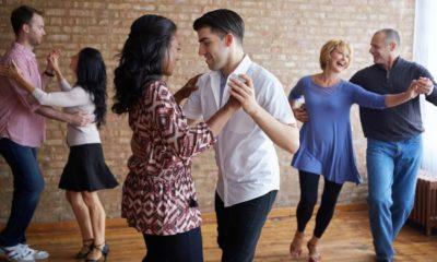 Танцуем Меренге и Латиноамериканскую Бачату!