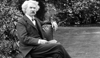 Old World vs New World in Mark Twain's writings