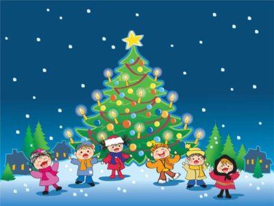 Рождественское шоу для детей