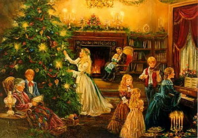 "Lecture-Seminar: ""What the Victorians Read at Christmas"""