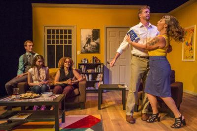Драмеди Клуб: чтение и постановка короткой пьесы
