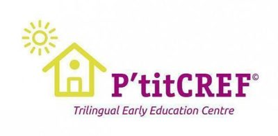 P'titCREF trilingual early education center / event for kids