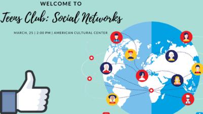 Teens Club: Social Networks