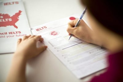 Introduction to the IELTS test