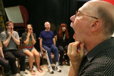 Dramedy Playreading Club