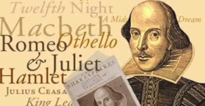 Leсture: «Shakespeare in Russia»