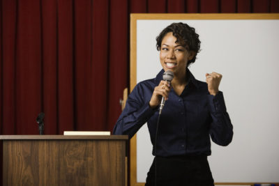 Toastmasters Public Speaking Club