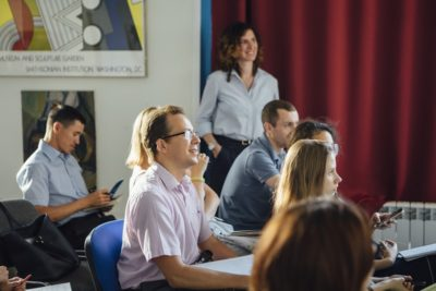 Speak Out: English conversation club for beginners