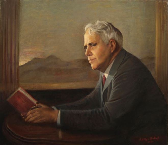 Lecture: «Life and works of Robert Frost»