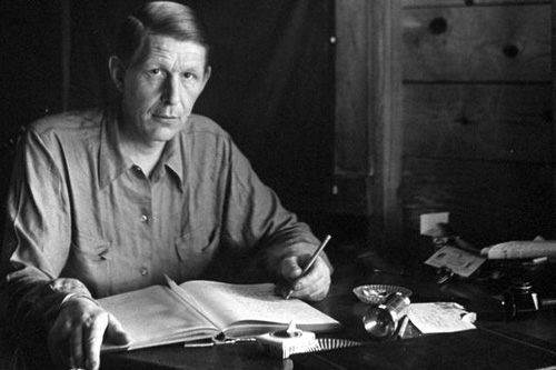 Presentation: «The poetry of Wystan Hugh Auden»