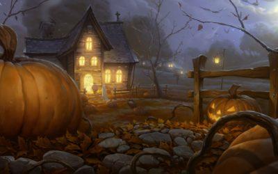 Конкурс Творческих Работ «Хэллоуин»