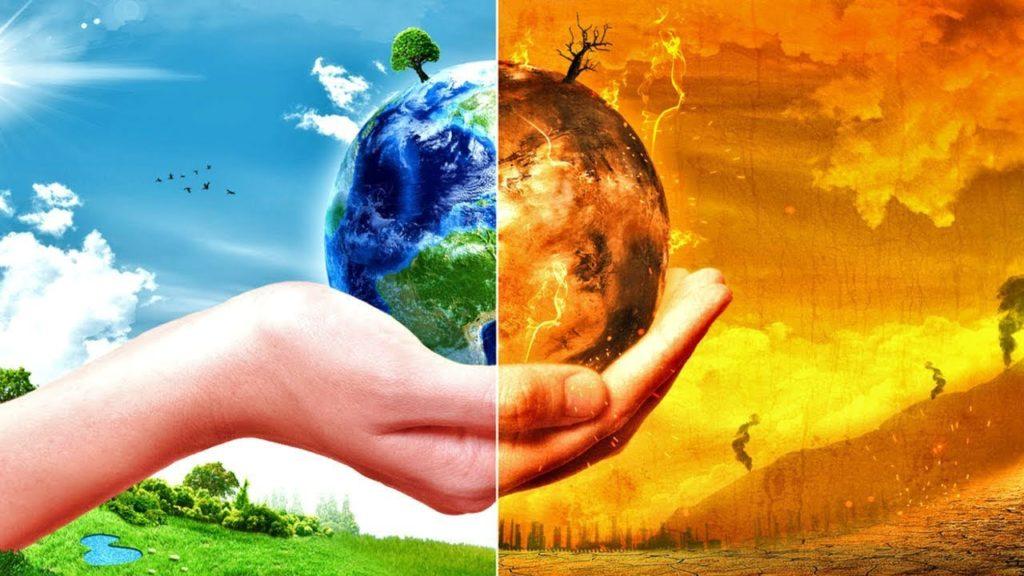 Presentation: «Global warming awareness»
