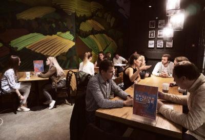 English House Conversation Club – Speed Meetings